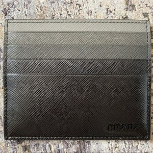 Men's Prada Cardholder/Wallet